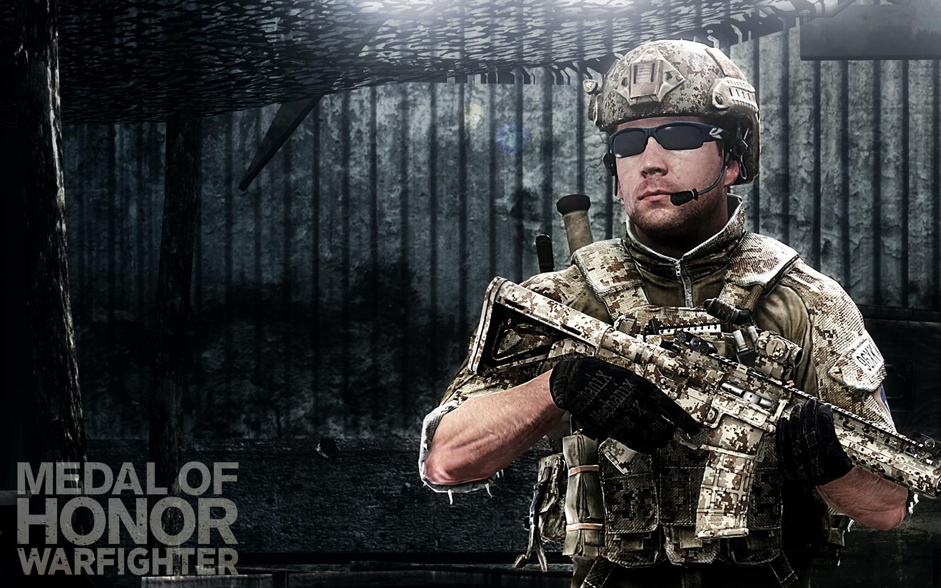 Free Medal of Honor: Warfighter Wallpaper in 1920x1200