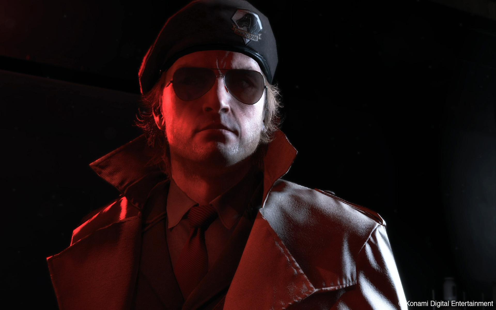 Free Metal Gear Solid V: The Phantom Pain Wallpaper in 1920x1200