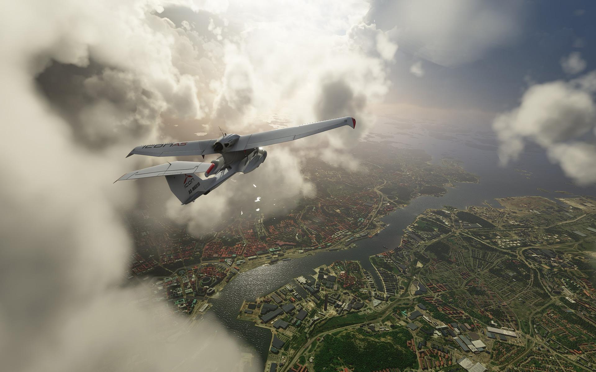 Free Microsoft Flight Simulator (2020) Wallpaper in 1920x1200