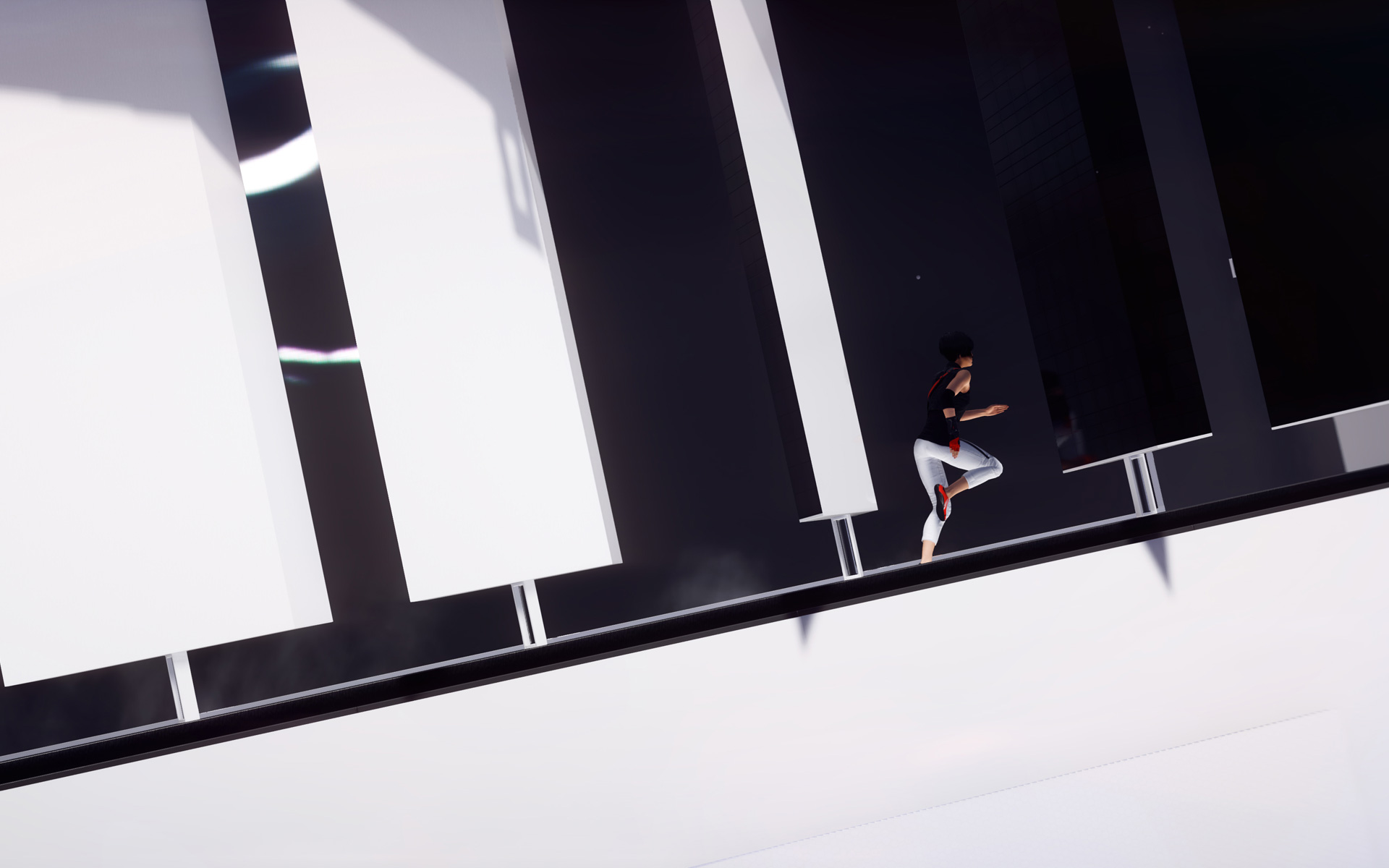 Free Mirror's Edge Catalyst Wallpaper in 1920x1200