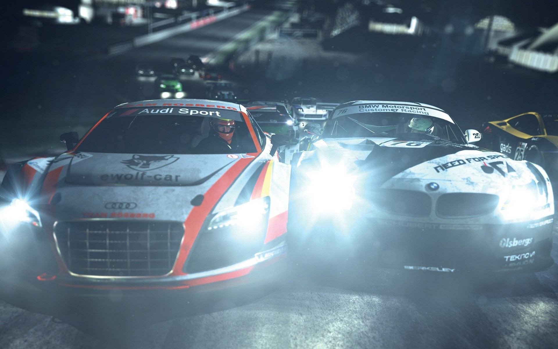 Need for Speed: Shift 2 Unleashed Wallpaper in 1920x1200