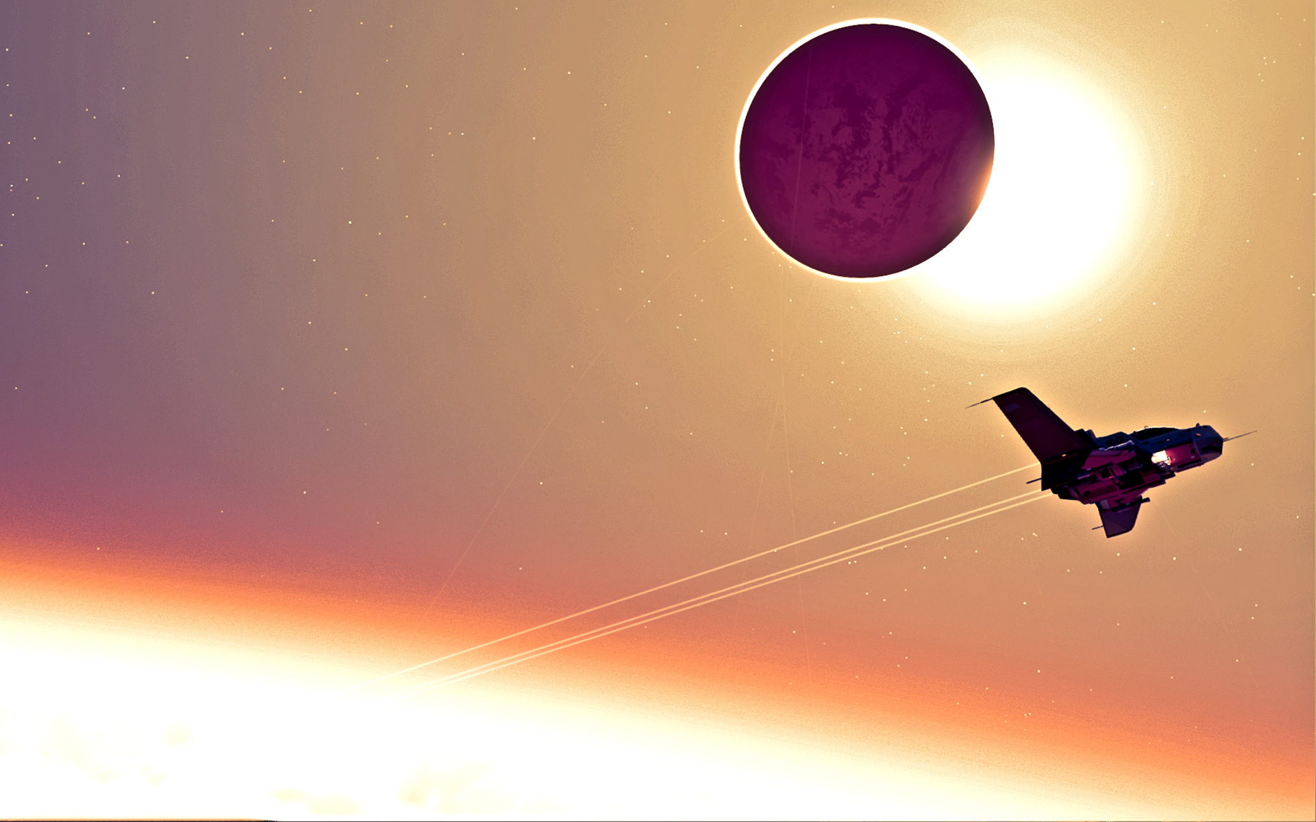No Man's Sky Wallpaper in 1920x1200