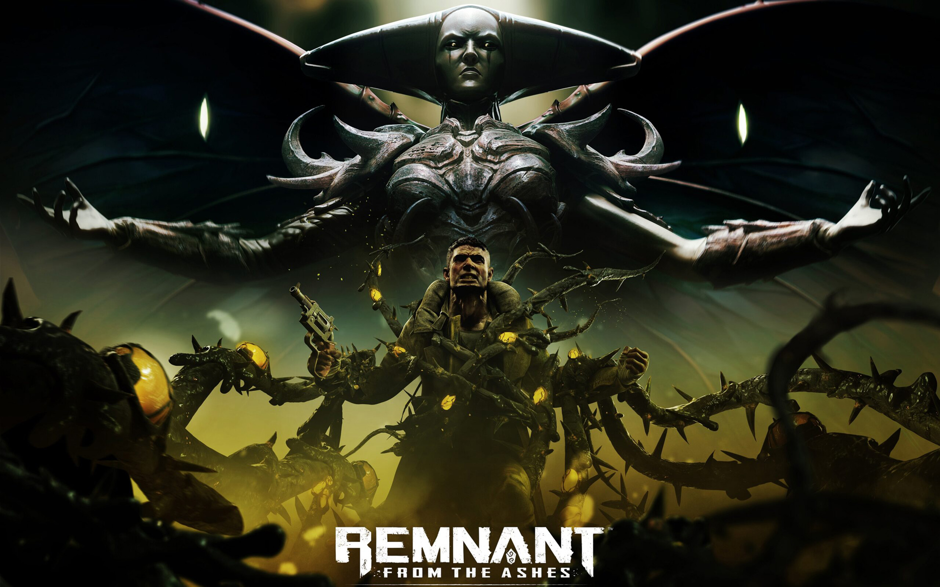 Remnant: From the Ashes Wallpaper in 1920x1200
