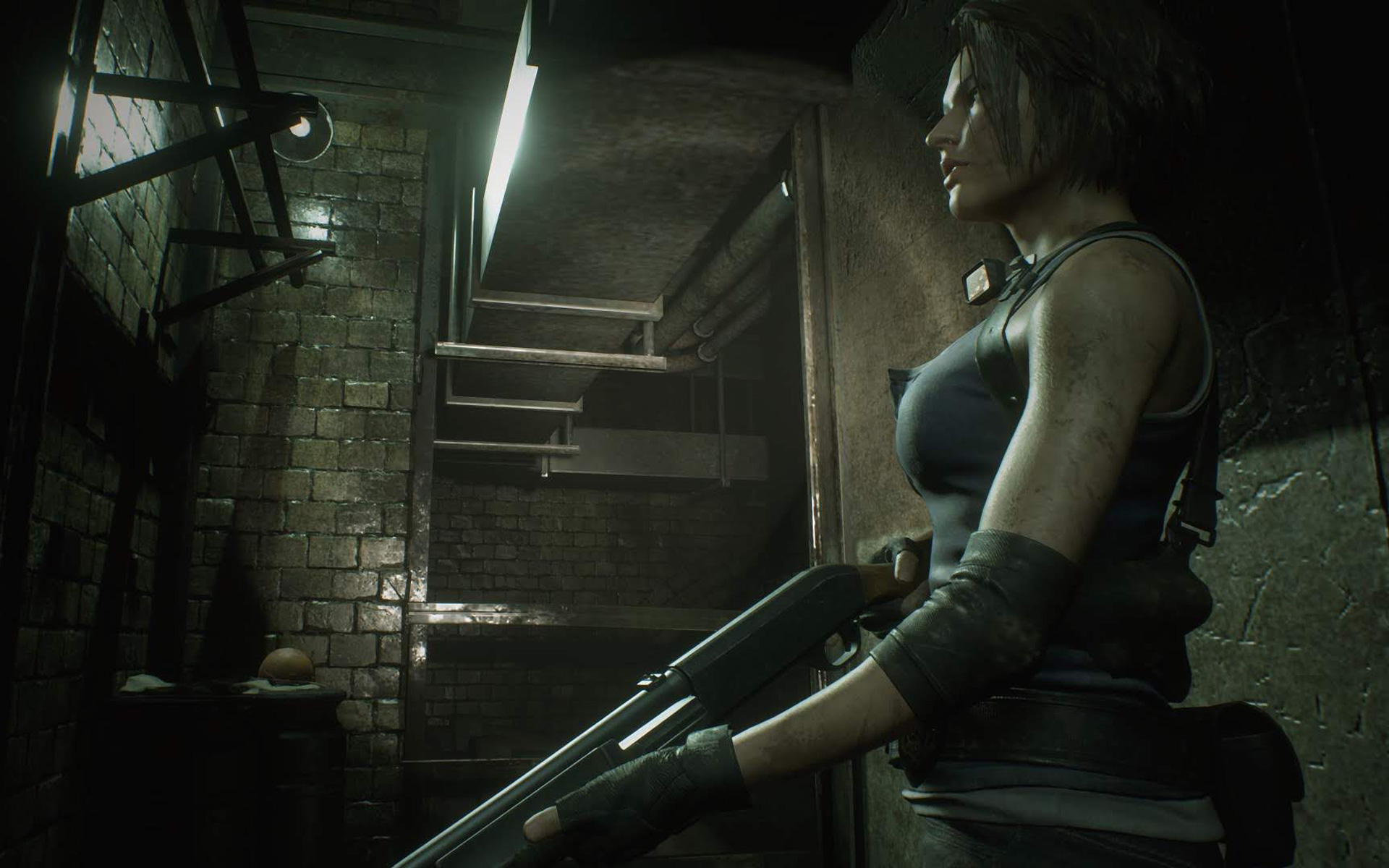 Free Resident Evil 3 Wallpaper in 1920x1200
