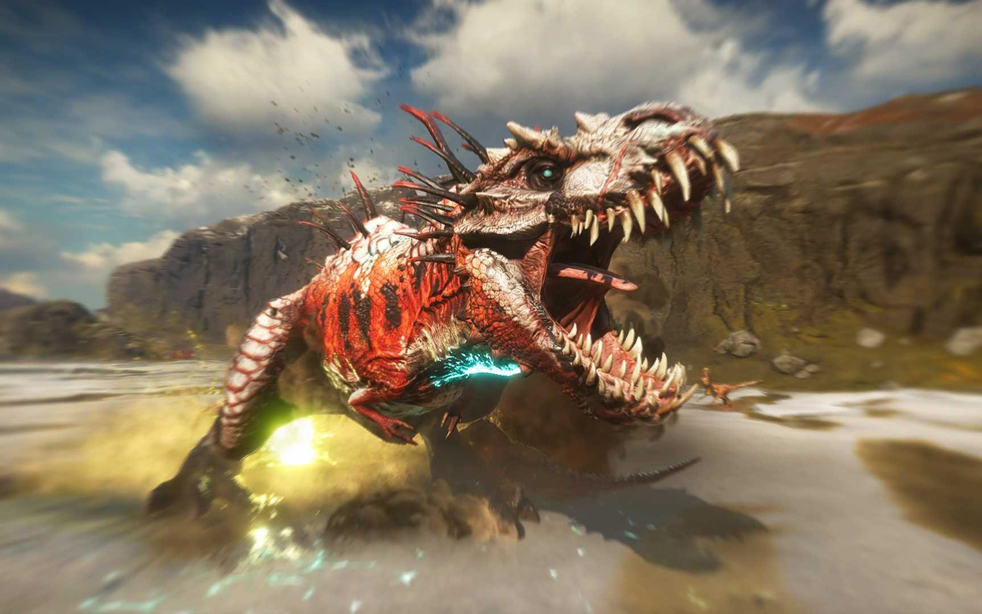 Free Second Extinction Wallpaper in 1920x1200