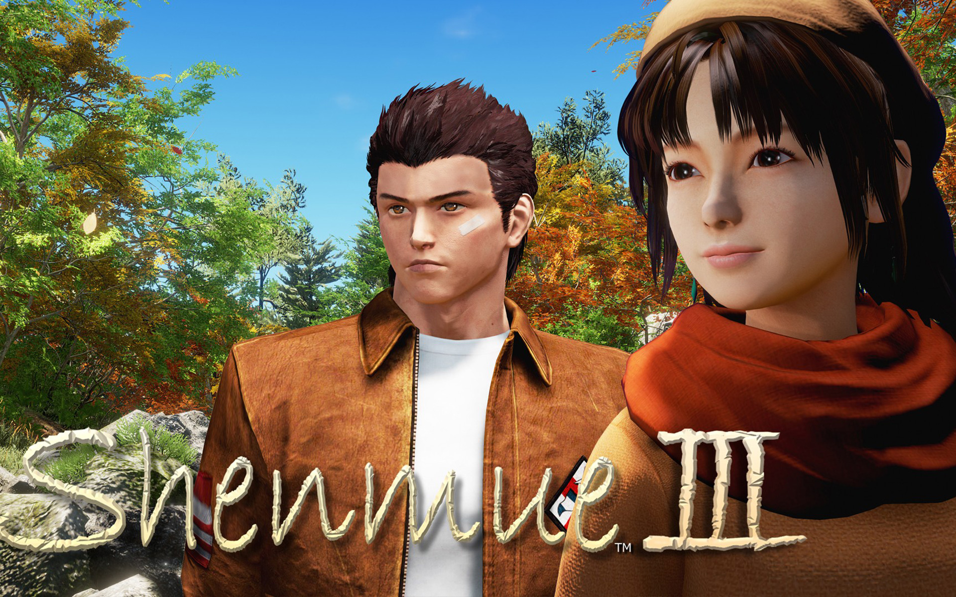 Free Shenmue III Wallpaper in 1920x1200