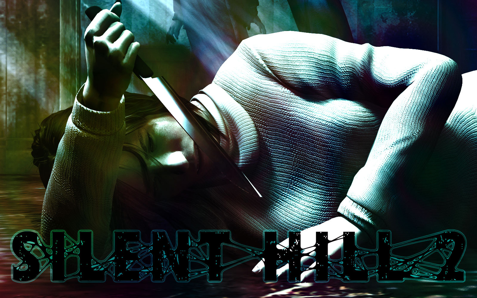 Free Silent Hill 2 Wallpaper in 1920x1200