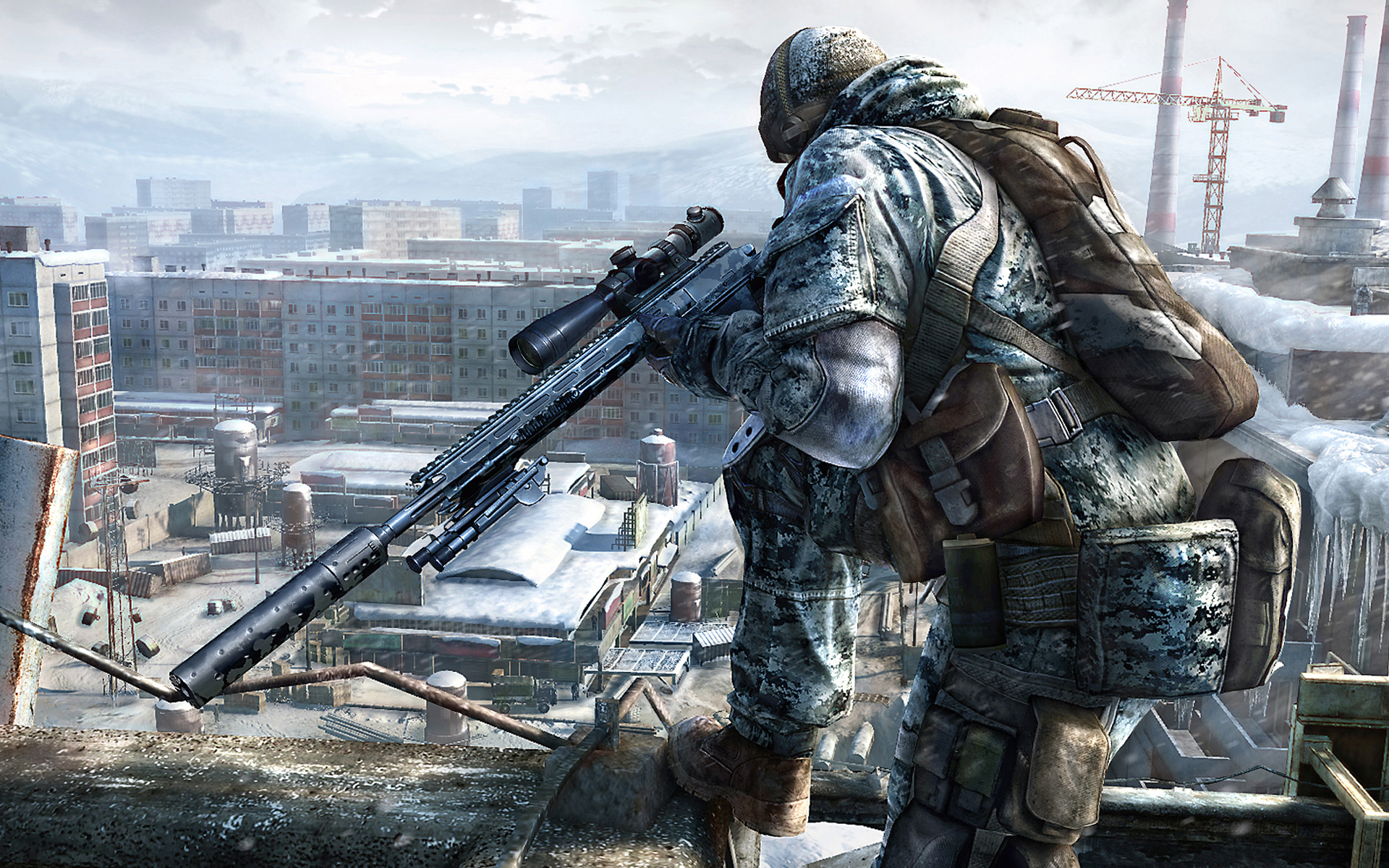 Free Sniper: Ghost Warrior 2 Wallpaper in 1920x1200