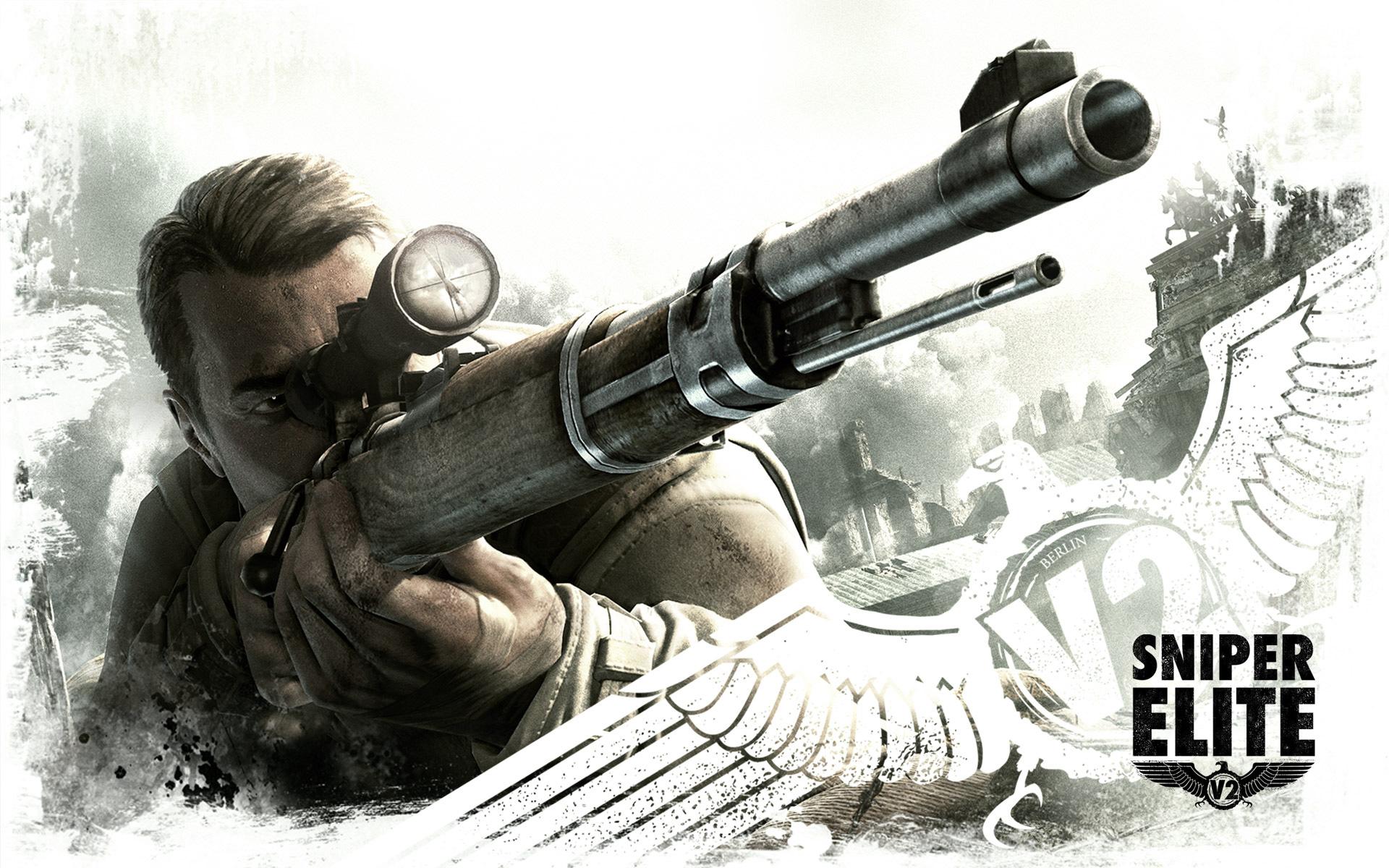 Free Sniper Elite V2 Wallpaper in 1920x1200