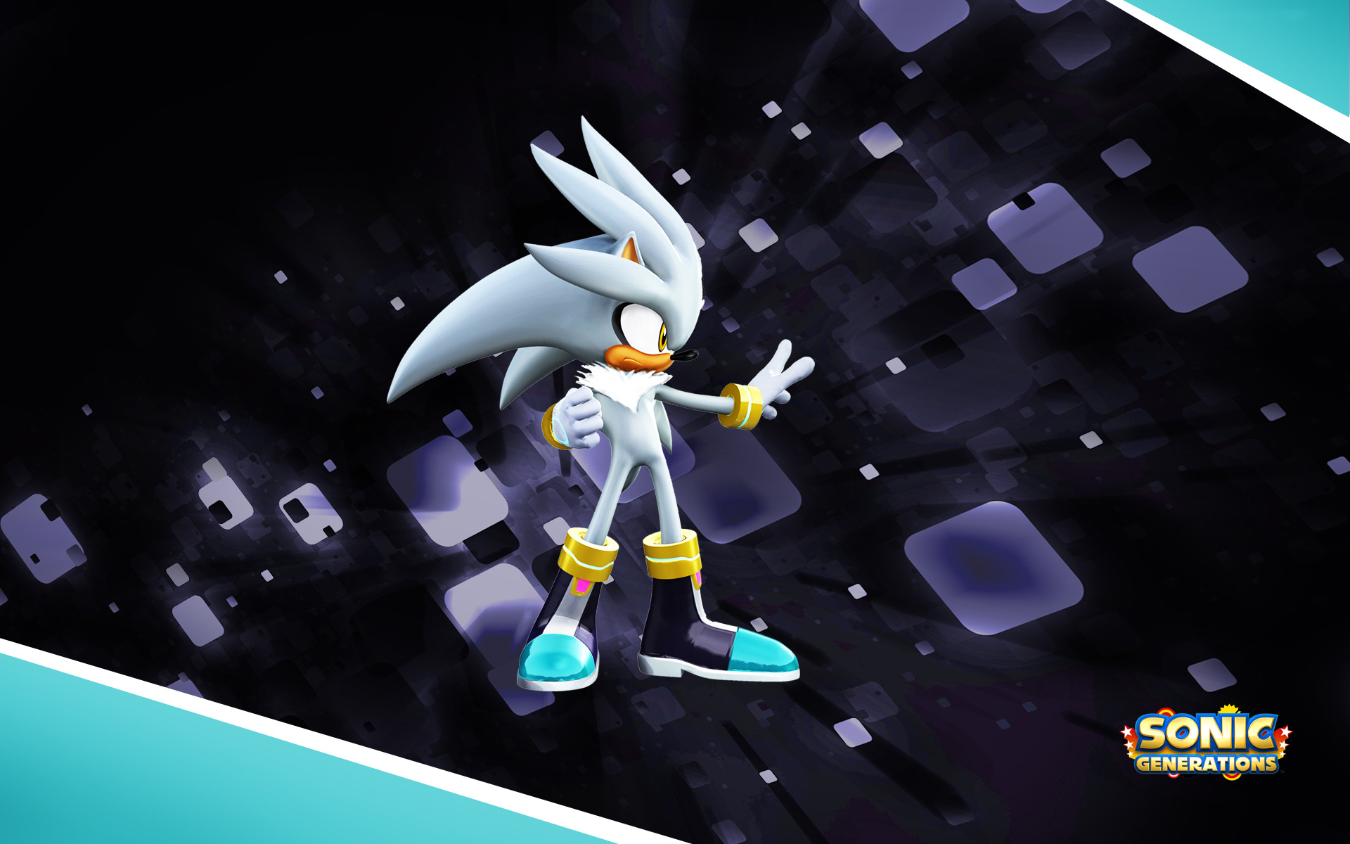 Free Sonic Generations Wallpaper in 1920x1200