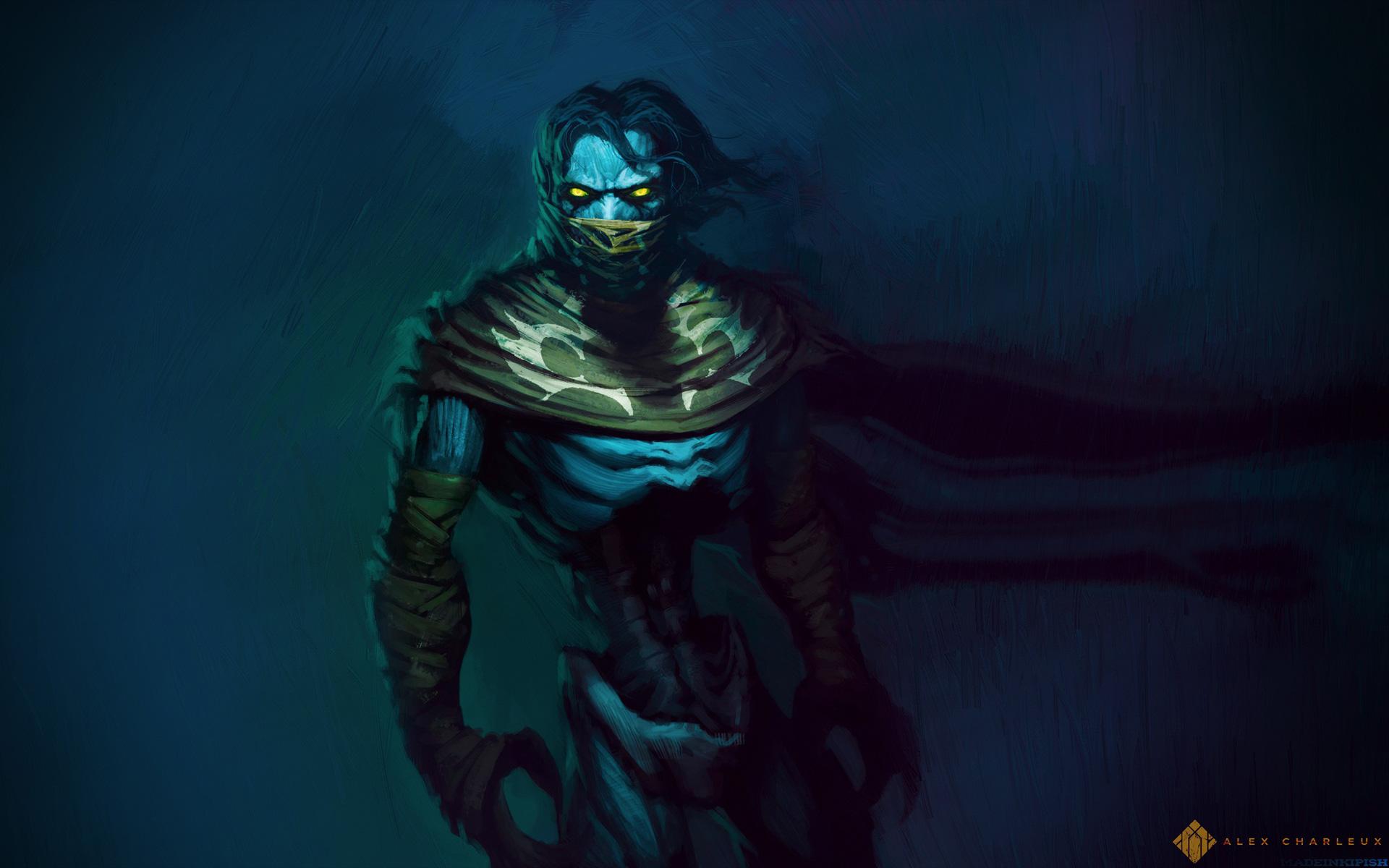 Free Legacy of Kain: Soul Reaver Wallpaper in 1920x1200