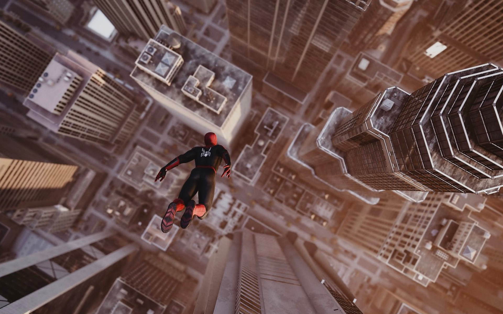 Free Spider-Man Wallpaper in 1920x1200