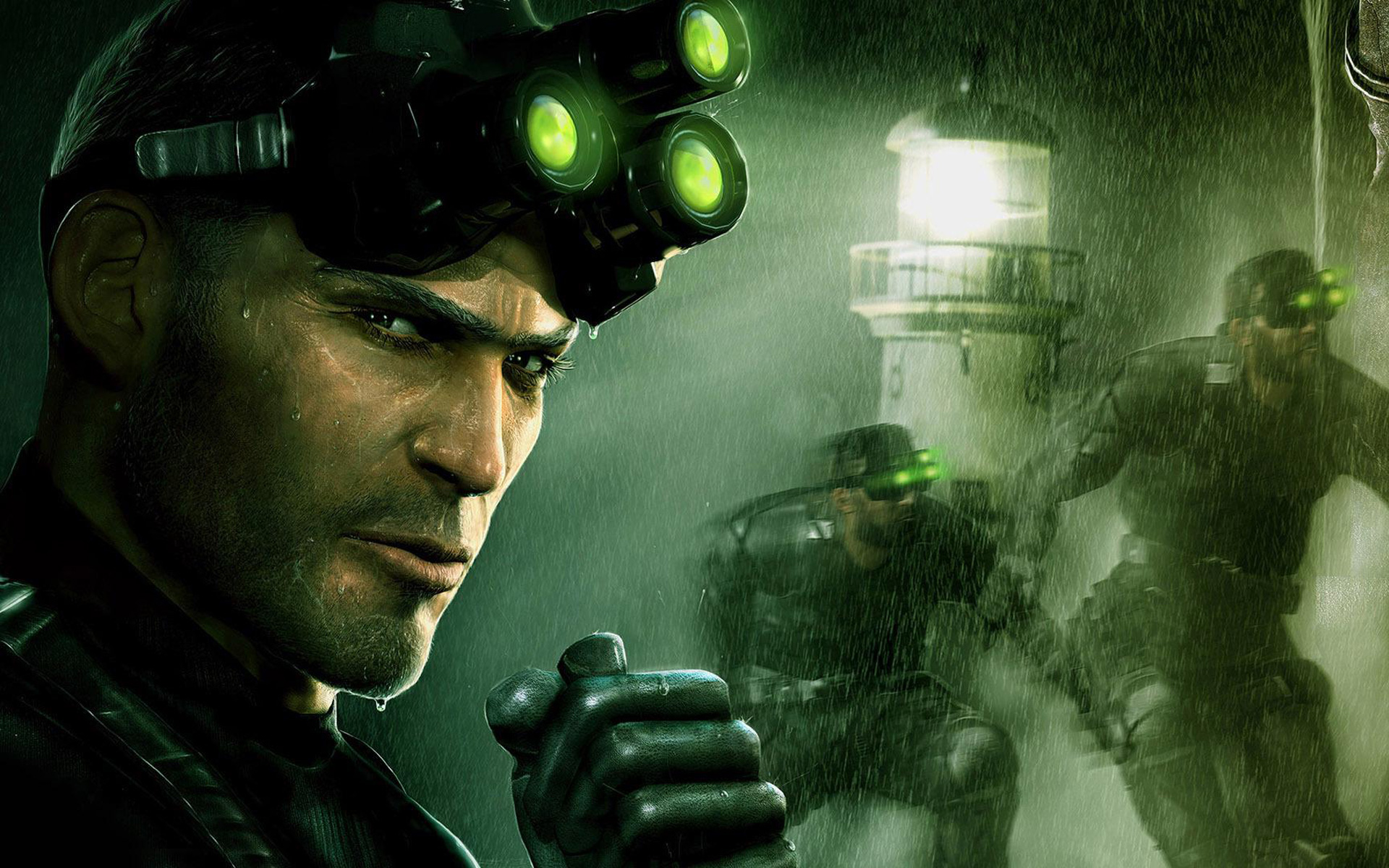 Splinter Cell: Pandora Tomorrow Wallpaper in 1920x1200