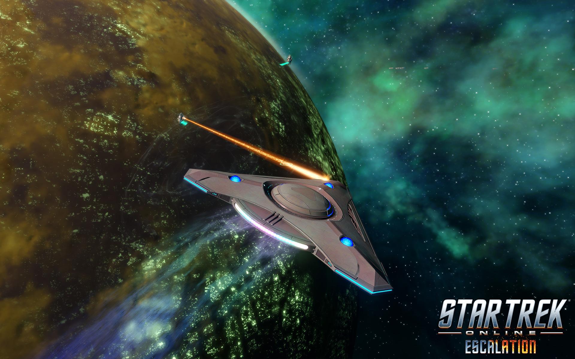 Free Star Trek Online Wallpaper in 1920x1200