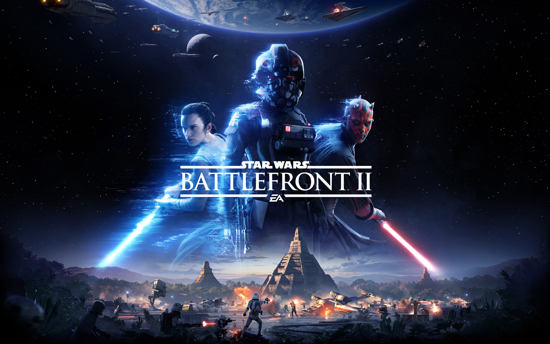 Star Wars: Battlefront II Wallpaper in 1920x1200