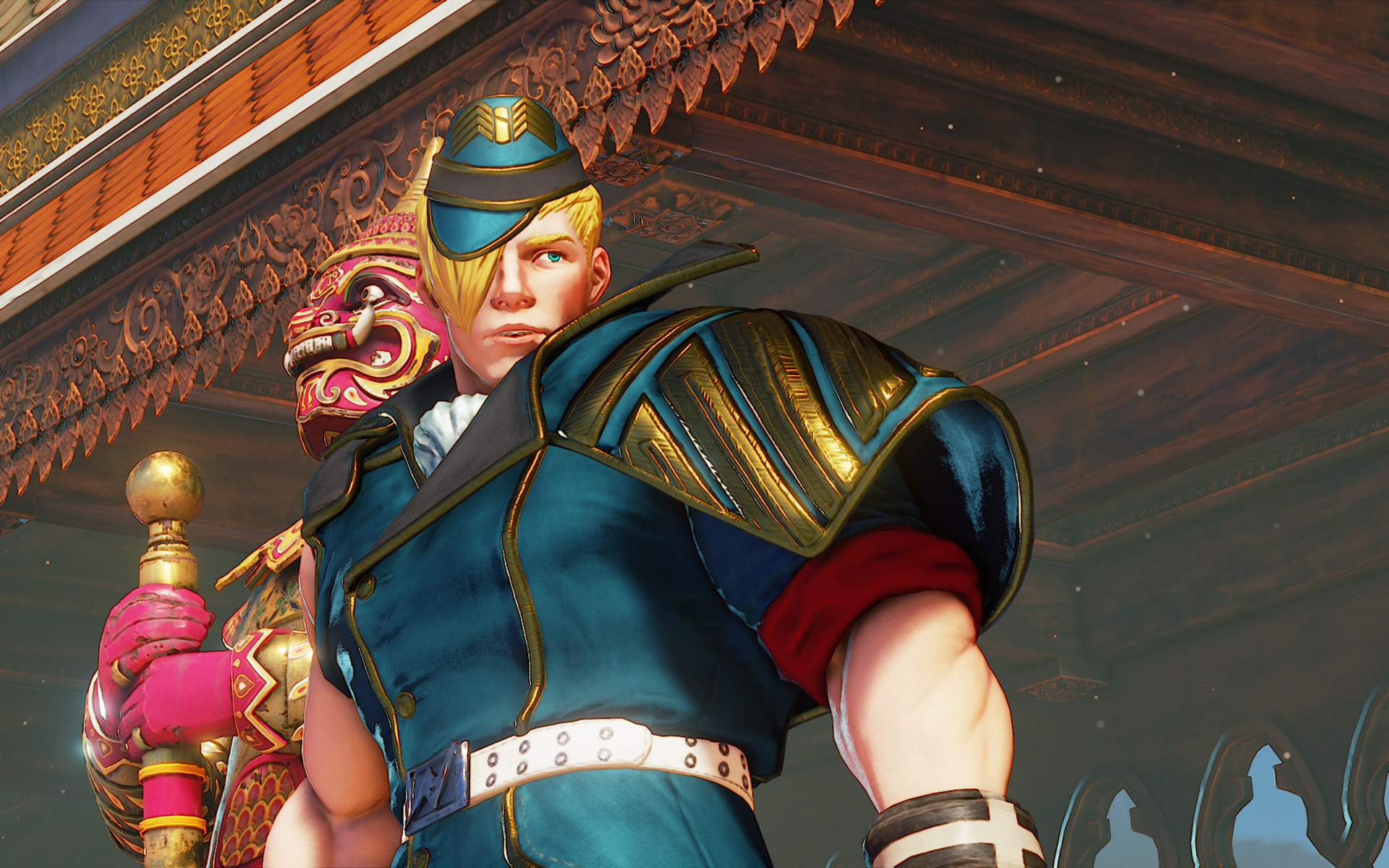 Free Street Fighter V Wallpaper in 1920x1200