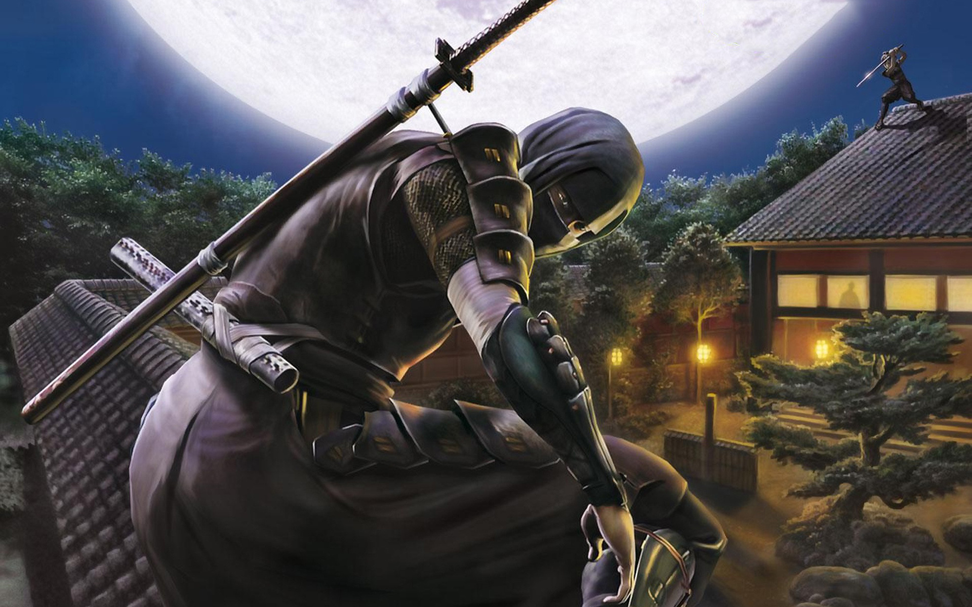 Tenchu Z Wallpaper in 1920x1200