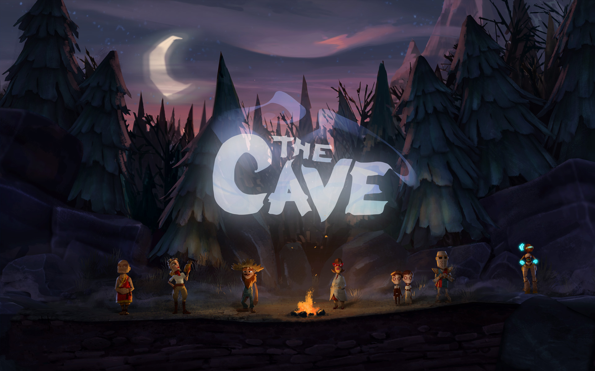 Free The Cave Wallpaper in 1920x1200