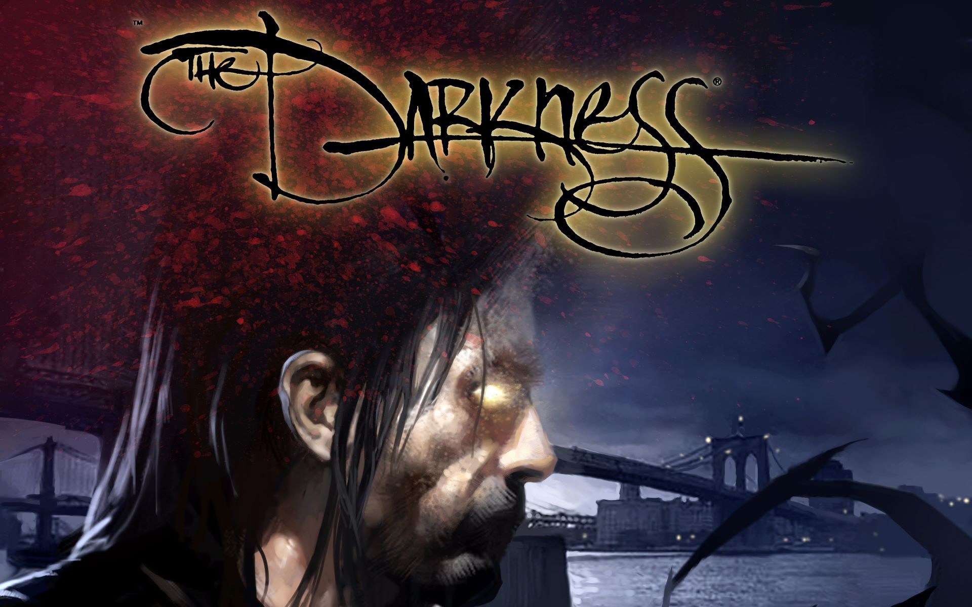 The Darkness Wallpaper in 1920x1200