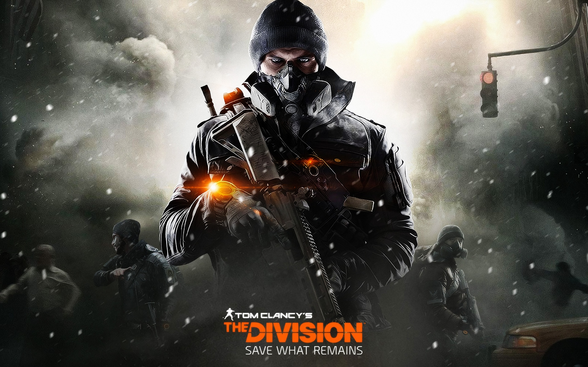 Free The Division Wallpaper in 1920x1200