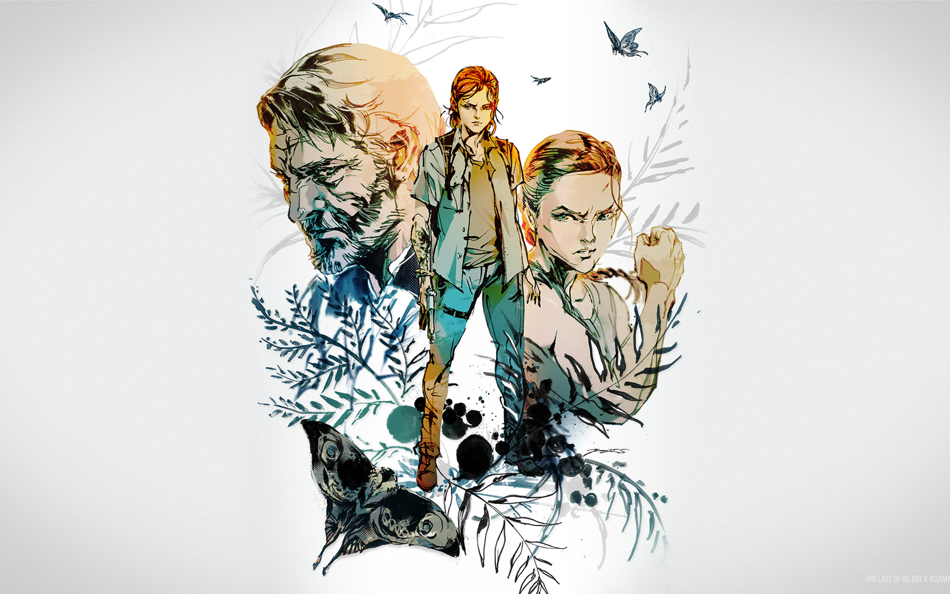 Free The Last of Us Part II Wallpaper in 1920x1200