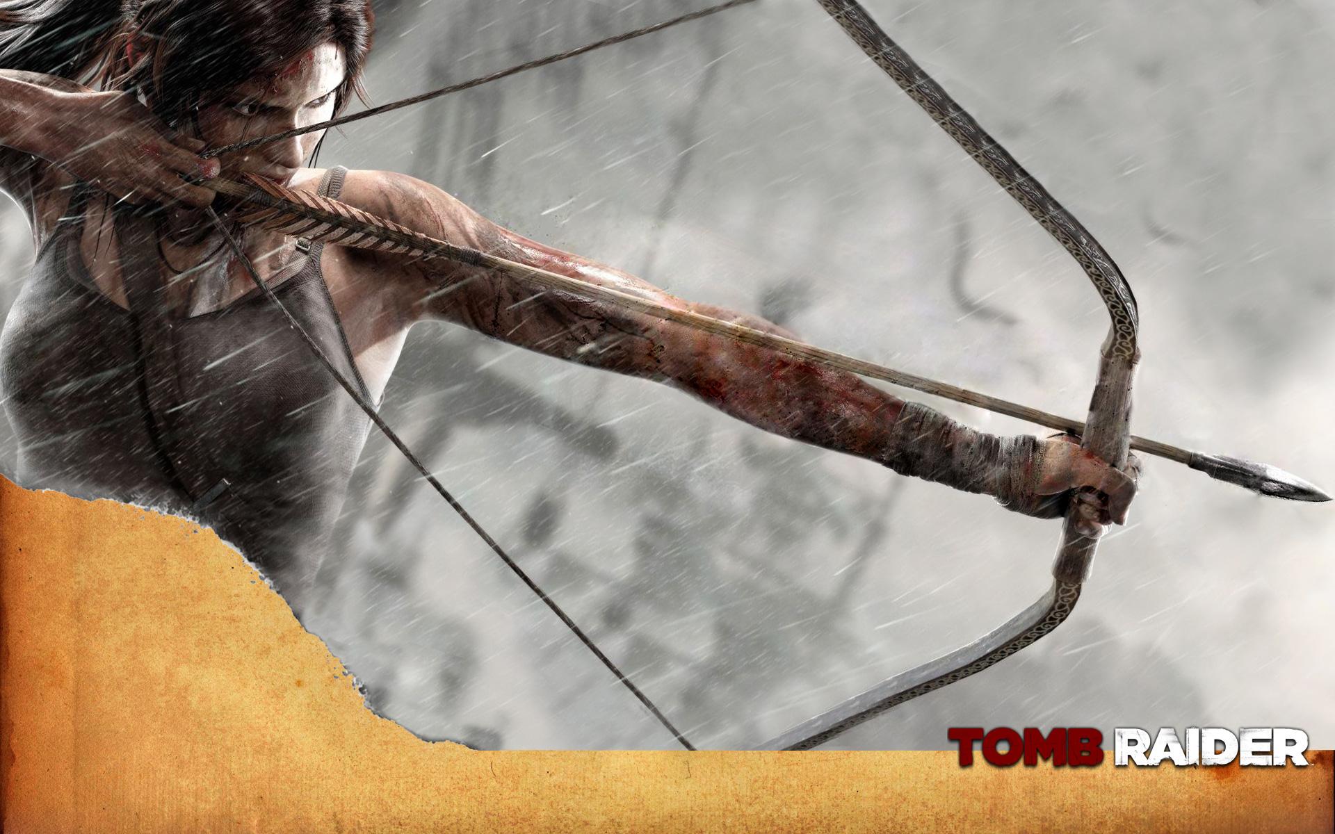 Free Tomb Raider Wallpaper in 1920x1200