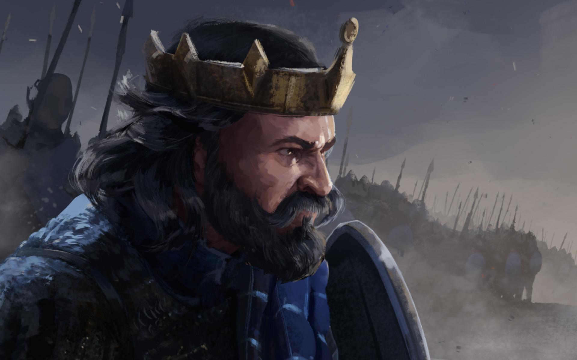 Free Total War Saga: Thrones of Britannia Wallpaper in 1920x1200