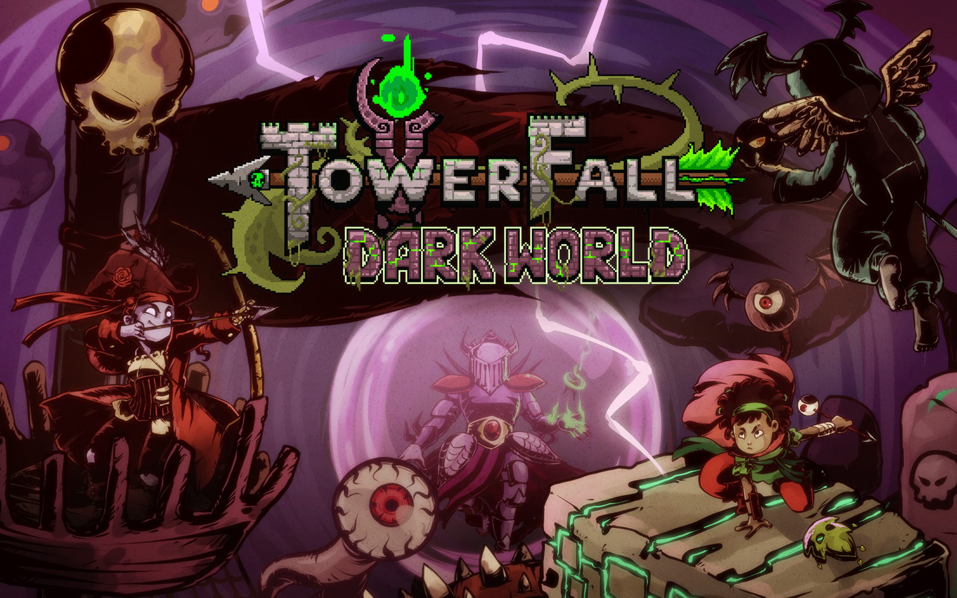 Free TowerFall Ascension Wallpaper in 1920x1200