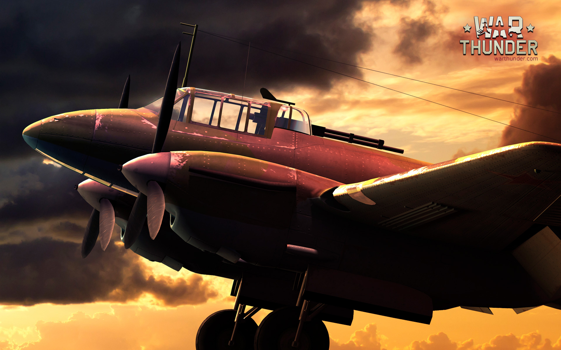 Free War Thunder Wallpaper in 1920x1200