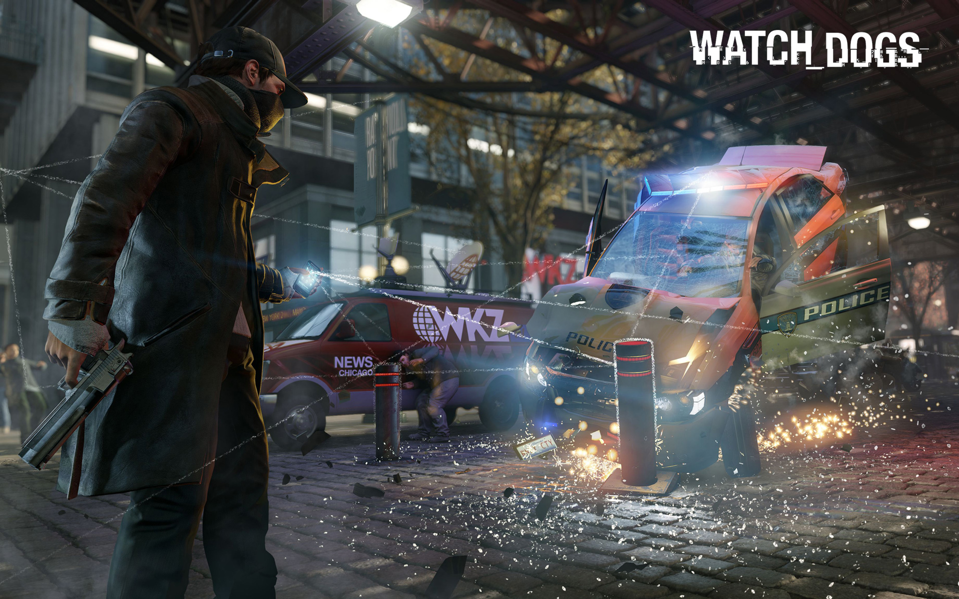 Free Watch Dogs Wallpaper in 1920x1200