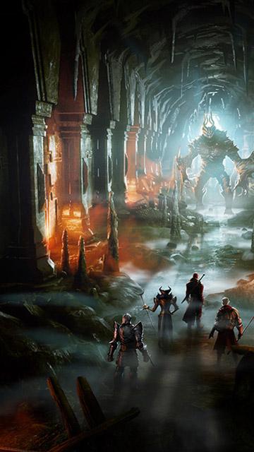 Free Dragon Age Inquisition Wallpaper