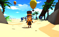 Free A Hat in Time Wallpaper