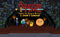 Free Adventure Time: Explore the Dungeon Because I DON'T KNOW! Wallpaper