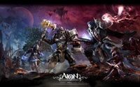 Free Aion: The Tower of Eternity Wallpaper