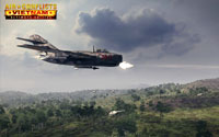 Free Air Conflicts: Vietnam Wallpaper