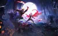 Free Akaneiro: Demon Hunters Wallpaper