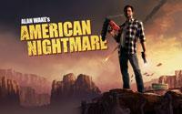 Free Alan Wake's American Nightmare Wallpaper