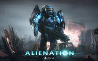 Free Alienation Wallpaper