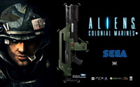 Free Aliens: Colonial Marines Wallpaper