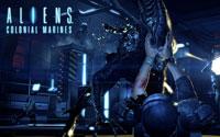 Free Aliens: Colonial Marines Wallpaper