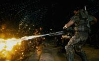 Free Aliens: Fireteam Elite Wallpaper