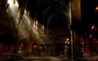 Free Alone in the Dark Wallpaper