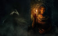 Free Amnesia: Rebirth Wallpaper