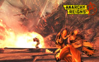 Free Anarchy Reigns Wallpaper
