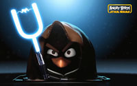 Free Angry Birds: Star Wars Wallpaper