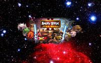 Free Angry Birds Star Wars II Wallpaper
