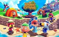Free Animal Crossing Wallpaper