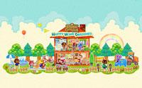 Free Animal Crossing: Happy Home Designer Wallpaper