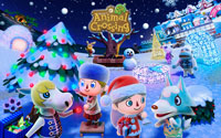 Free Animal Crossing: New Leaf Wallpaper