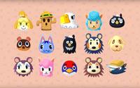 Free Animal Crossing: Pocket Camp Wallpaper